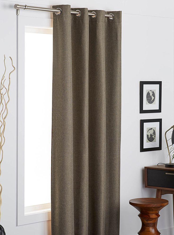 les 25 meilleures id es de la cat gorie rideau opaque sur pinterest martine kelly rideaux en. Black Bedroom Furniture Sets. Home Design Ideas