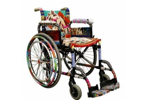 Como personalizar cadeira de rodas