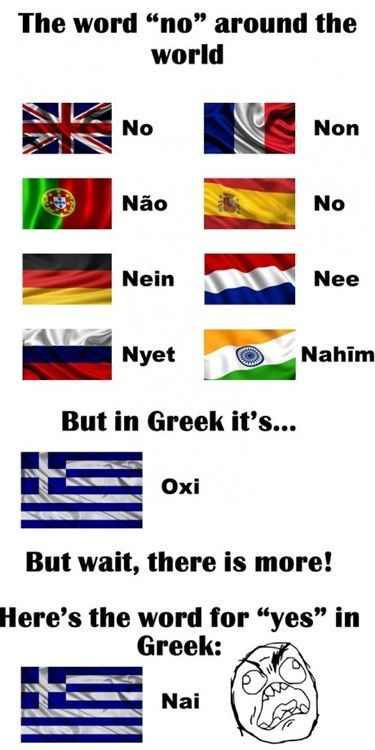 Seems legit Greeks Be Like......