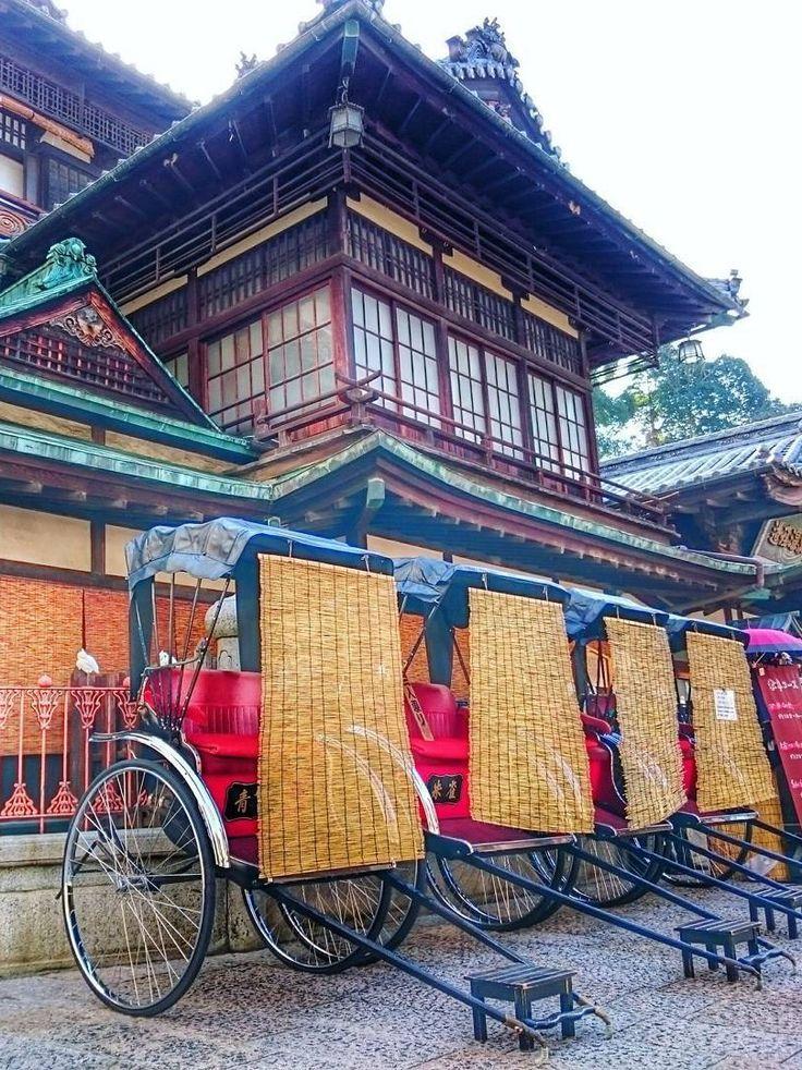 Dogo Onsen Honkan, Matsuyama. Ehime, Japan