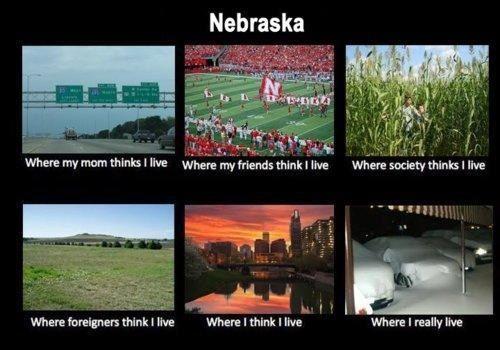 Nebraska meme