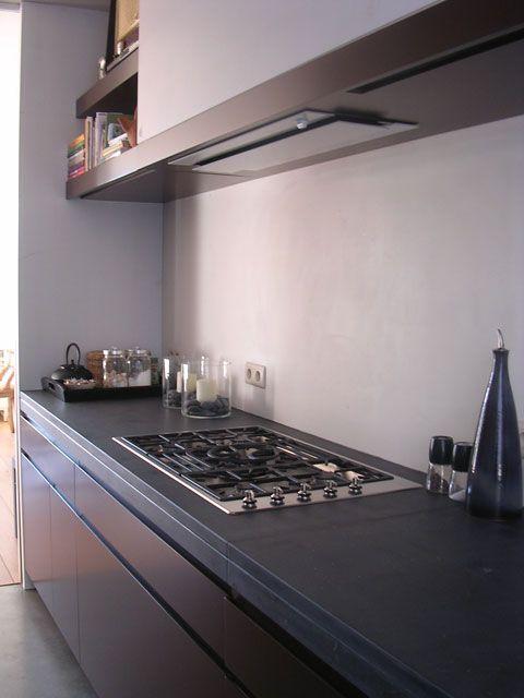 71 best cuisine images on Pinterest Apartment design, Bath room - pose d un plan de travail cuisine