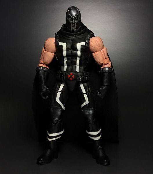 Magneto marvel now black