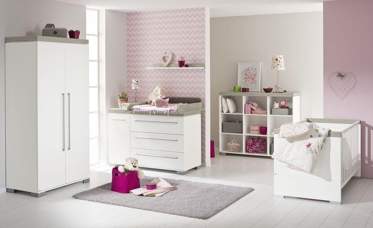 PAIDI Kleiderschrank Kira in 2019 Babyzimmer dekor