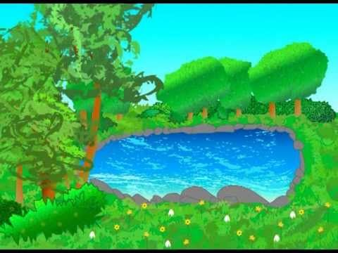 ▶ Seizoenen animatie - YouTube