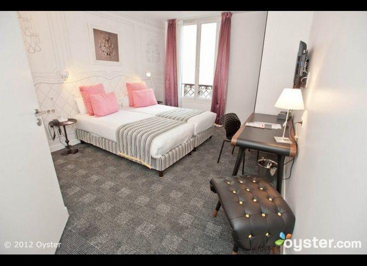 "Paris ""budget"" hotels, that are still cute."