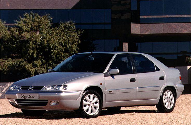 Citroën Xantia V6 Exclusive 1998 — Parts & Specs