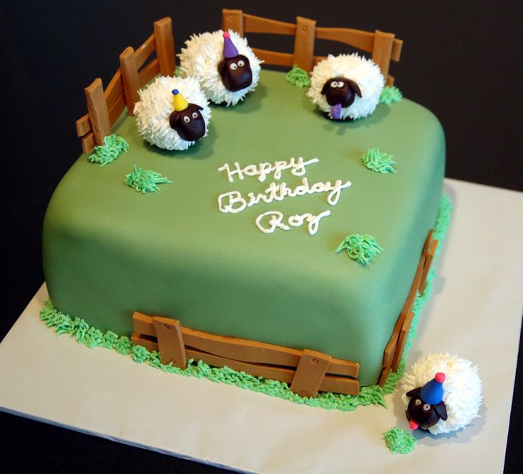 Sheep Cake                                                                                                                                                                                 More
