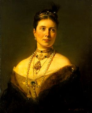 Princess Vicky, Queen Victoria's first daughter. The Princess Royal of England. Crown Princess of Prussia. Eventually Empress of Germany, Wife of Fritz the Crown Prince and eventually Kaiser Friedrich Wilhelm. Mother of Kaiser Wilhelm II. Dowager Empress after her husband's death. She died in 1901, a few months after her mother passed away.
