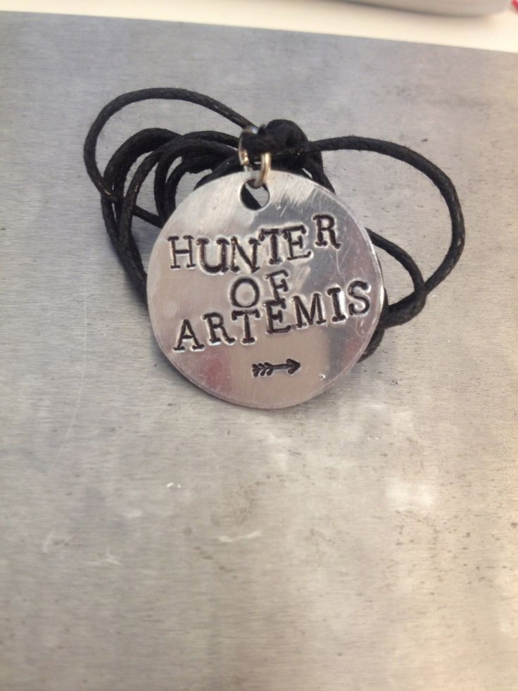 Percy Jackson Inspired Hunter of Artemis by DauntlessTrader, $10.00