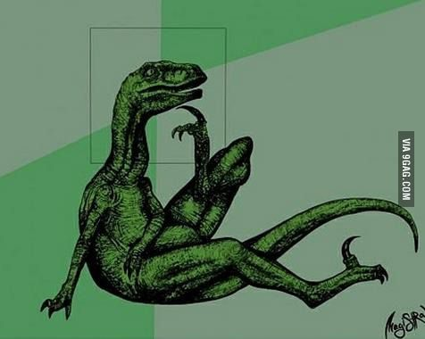 Raptor Meme   Real Raptor Meme