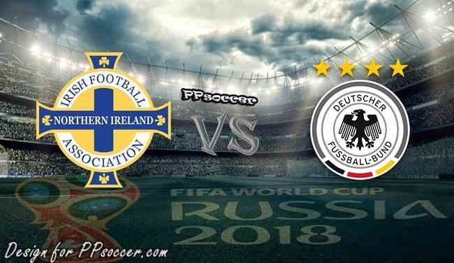 N.Ireland vs Germany 5.10.2017 Predictions 5.10.2017 - soccer predictions, preview, H2H, ODDS, predictions correct score of World Cup Qualification Group C