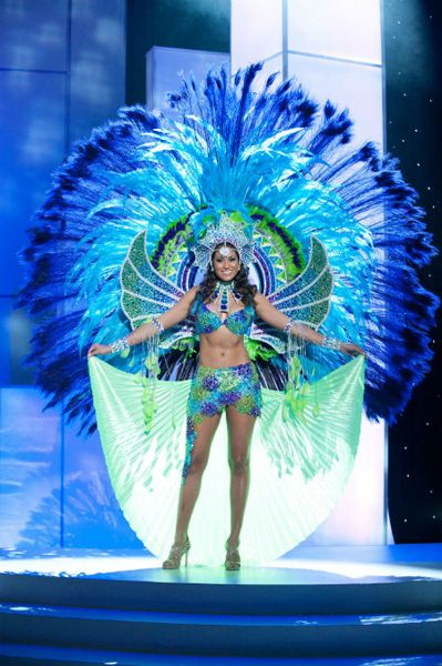 Miss Cayman Islands | Community Post: 30 Gorgeous Miss Universe National Costumes