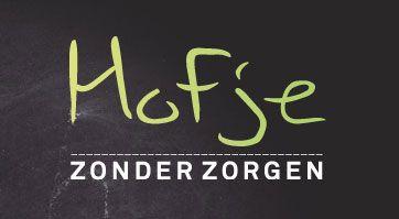 Hofje zonder zorgen - Haarlemmmm...