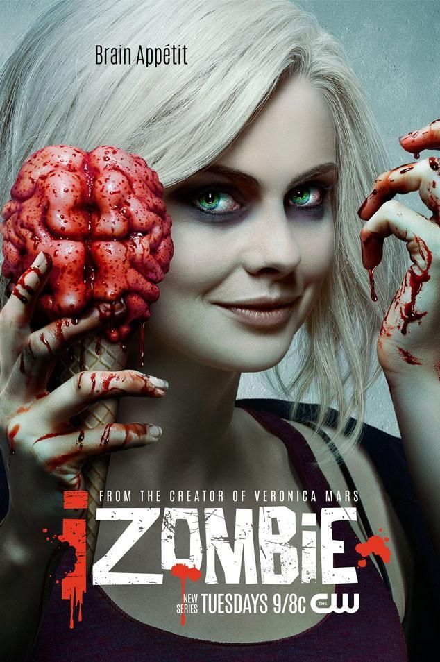 "Images for : SDCC: ""iZombie's"" Creators & Cast Bite Into Season 2 - Comic Book Resources"