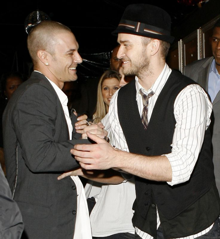 Did You Know Britney Spears' Exes Justin Timberlake and Kevin Federline Are Totally Friends?