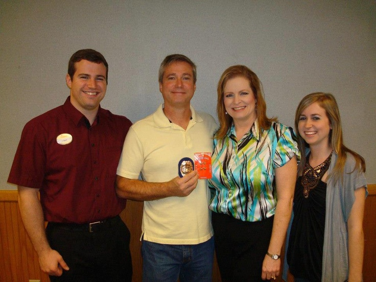 ClickRiverValley.com added a new photo. Jeff Humphrey proves that hard work, determination, and excellence is rewarded in Russellville.  Congratulations on your recent promotion from The Click!