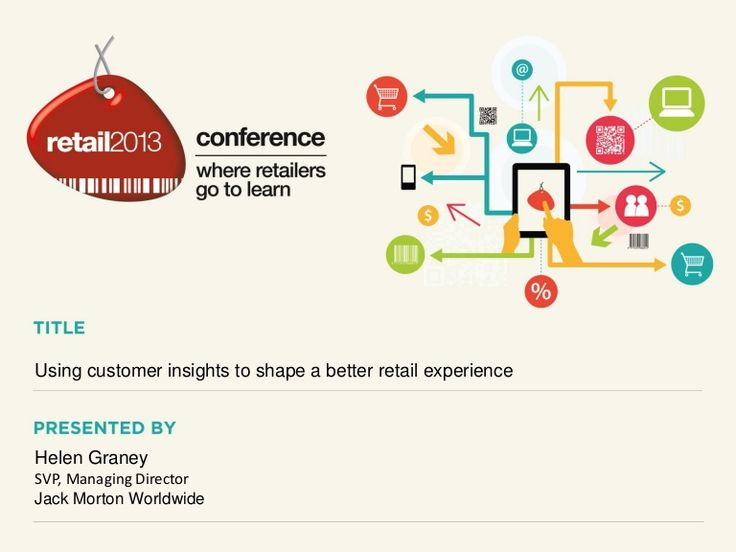 Using Customer Insights to Shape a Better Retail Experience