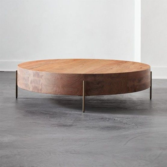 Modern Coffee Table Ideas For Every Style Budget Jane At Home Coffee Table Wood Round Wood Coffee Table Coffee Table Design Round modern coffee table