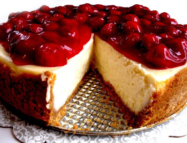Pravý Americký cheesecake