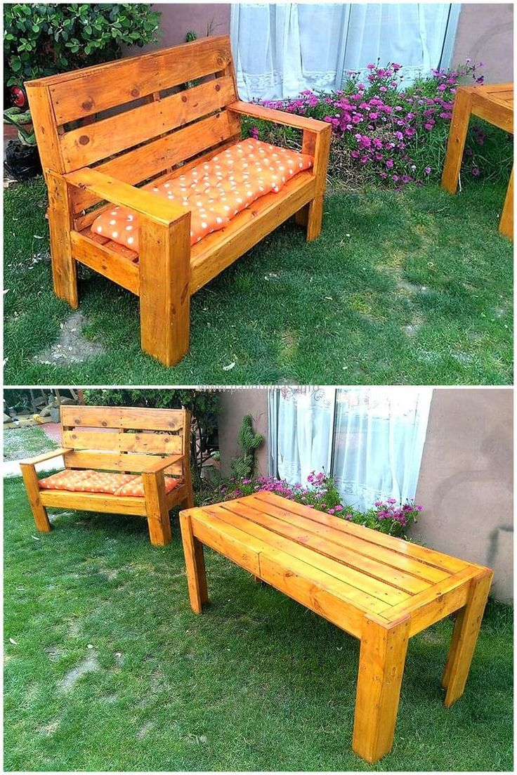 30 Useful Wood Pallet Reusing Ideas
