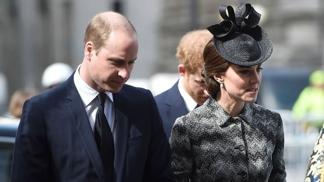 Prince William, Kate Middleton and other UK royals attend 'service of hope' after London attack | Latest News & Updates at Daily News & Analysis