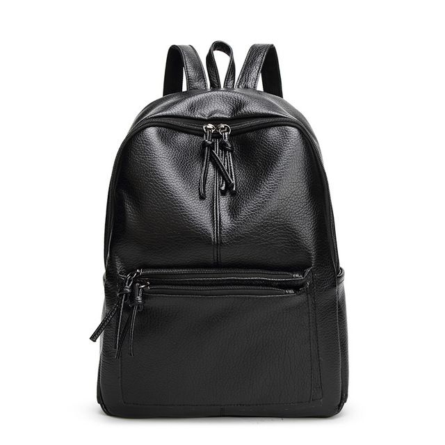 388bb830821 2017 New Travel Backpack women backpack vintage backpacks for teenage girls  Leisure Student Schoolbag Soft PU