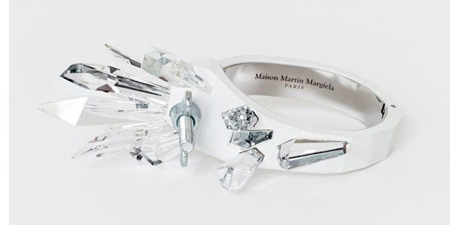 38 best maison martin margiela images on pinterest for Atelier swarovski by maison martin margiela