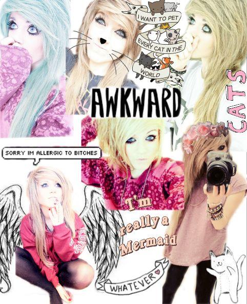 My Marina Joyce Collage <3