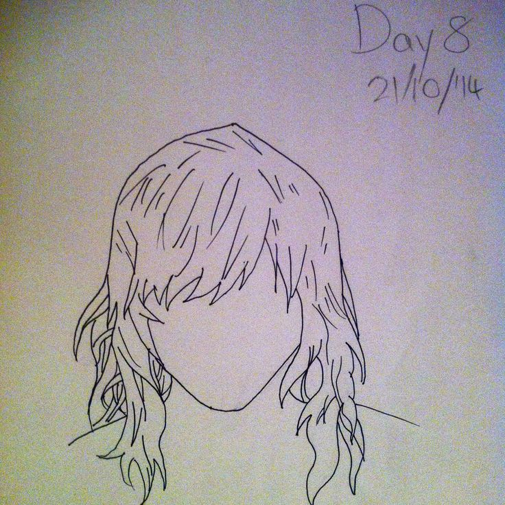 I need to improve my drawing ability so I'm challenging myself to draw every day for 30 days. Here's day 8