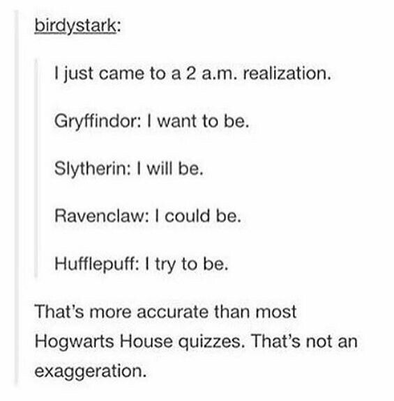hogwarts houses dating Accio college: the top 10 colleges for potterheads and just like the four hogwarts houses career advice, student health and collegiate dating tips.