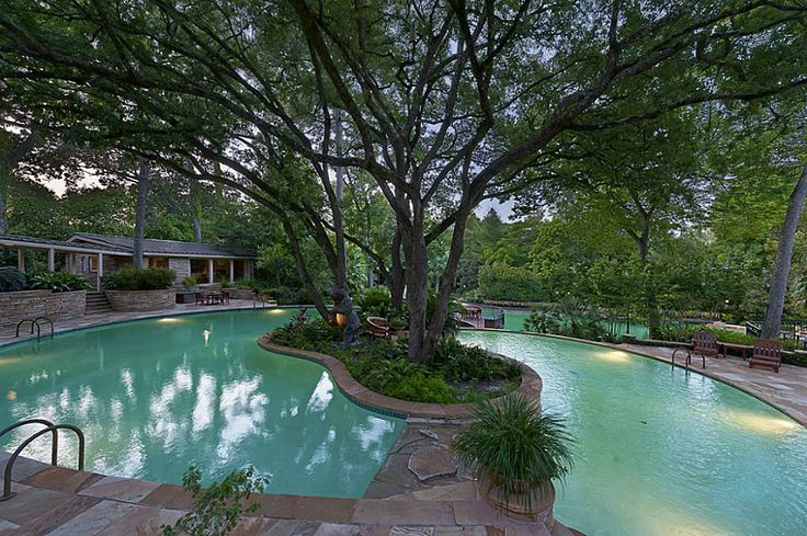 Houston tx real estate 3940 inverness dr thought to be - Inverness swimming pool timetable ...