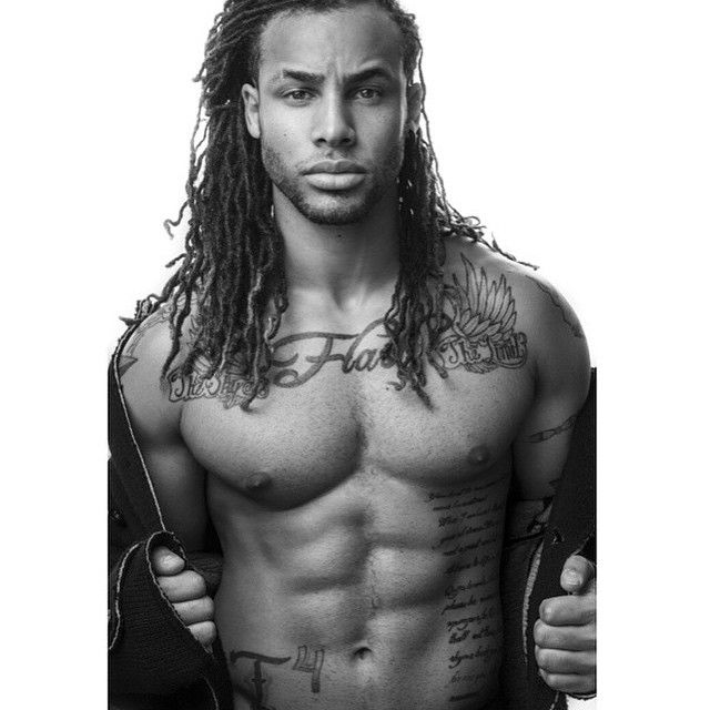 @flashmanwade #beautifulblackmenmonday