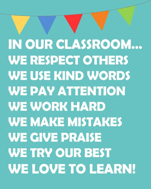 En nuestra sala de clase .. {} Para imprimir gratis - Happy-Go-Lucky