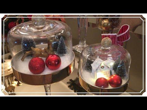 Decoração de Natal, fácil e linda DIY /  Christmas ornaments. 🎄