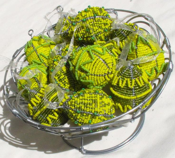 Zero-calorie Easter eggs, about 6cm, $8