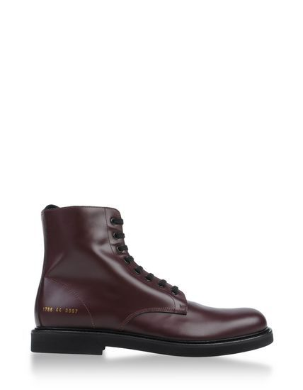 Common Projects Ankle Boots Men - thecorner.com - The luxury online boutique devoted to creating distinctive style