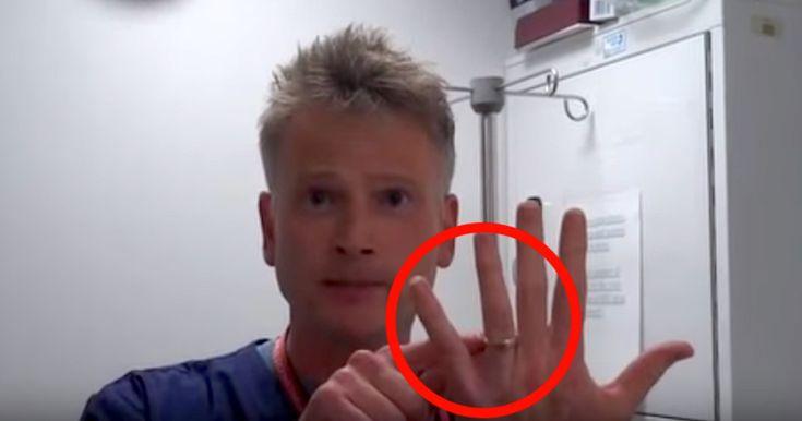 Ringen sidder fast på fingeren – et kig på lægens hemmelige trick og du behøver aldrig bekymre dig igen
