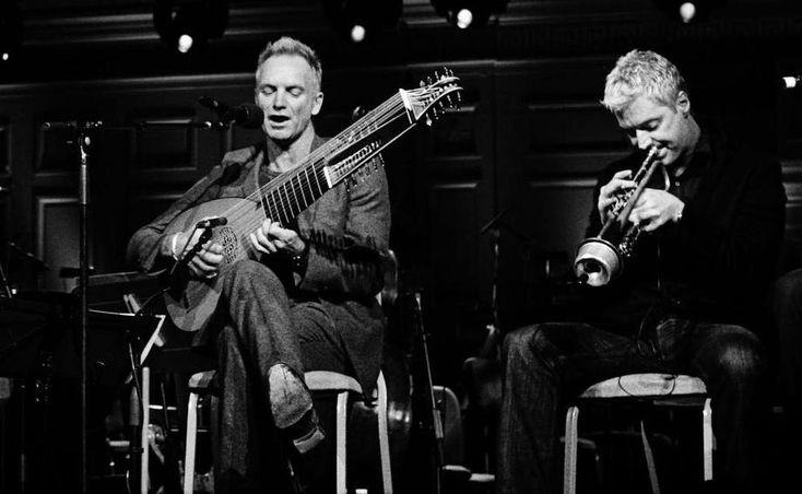 Sting and Chris Botti to headline the 2016 Dubai Jazz Festival ...