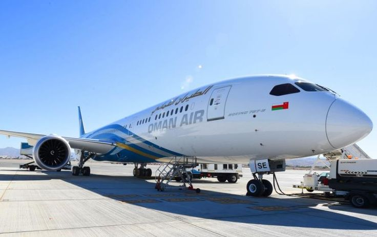 Oman Air Boosts Fleet with New Boeing 787-9 Dreamliner