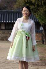 Short modern hanbok