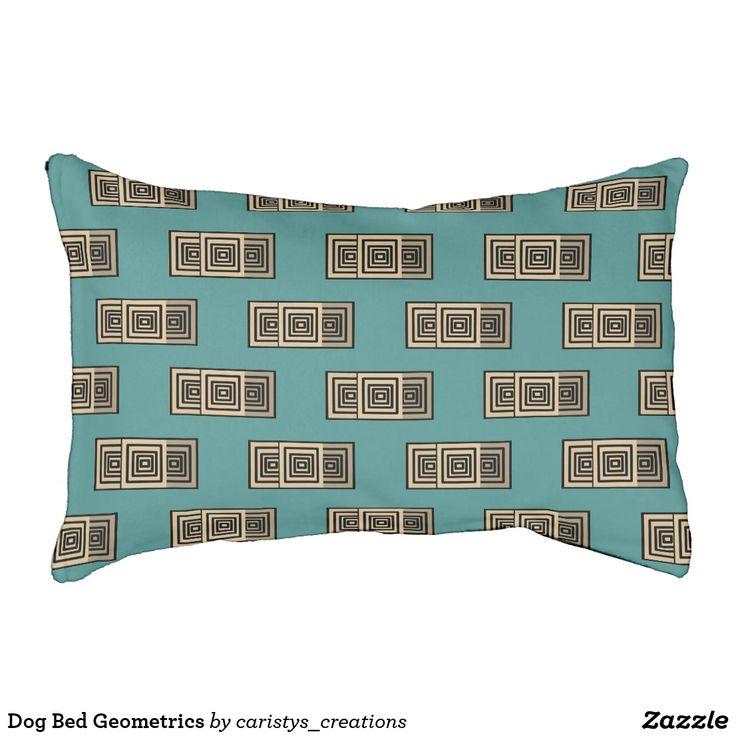 Dog Bed Geometrics