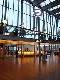 Stockholm Arlanda Airport – Wikipedia Arlanda flygplats invigs 1962 i Stockholm
