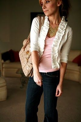 Mock Anthro cardigan tutorial.  If this is easy, I'm totally making it!