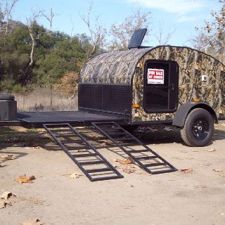 Toy hauler teardrop. This is what I need!