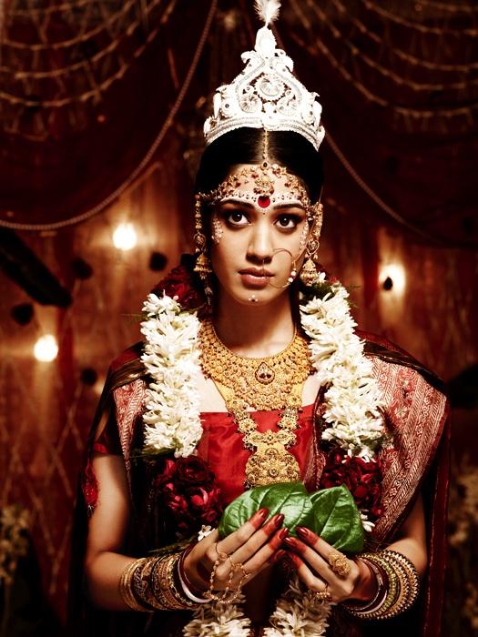 The bengali bride by shot by Suresh Nataraj