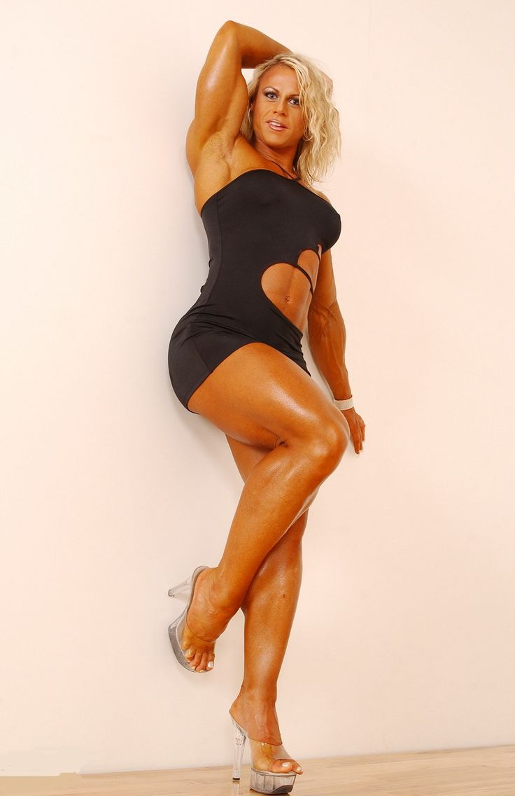 from Muhammad female bodybuilders naked in high heels