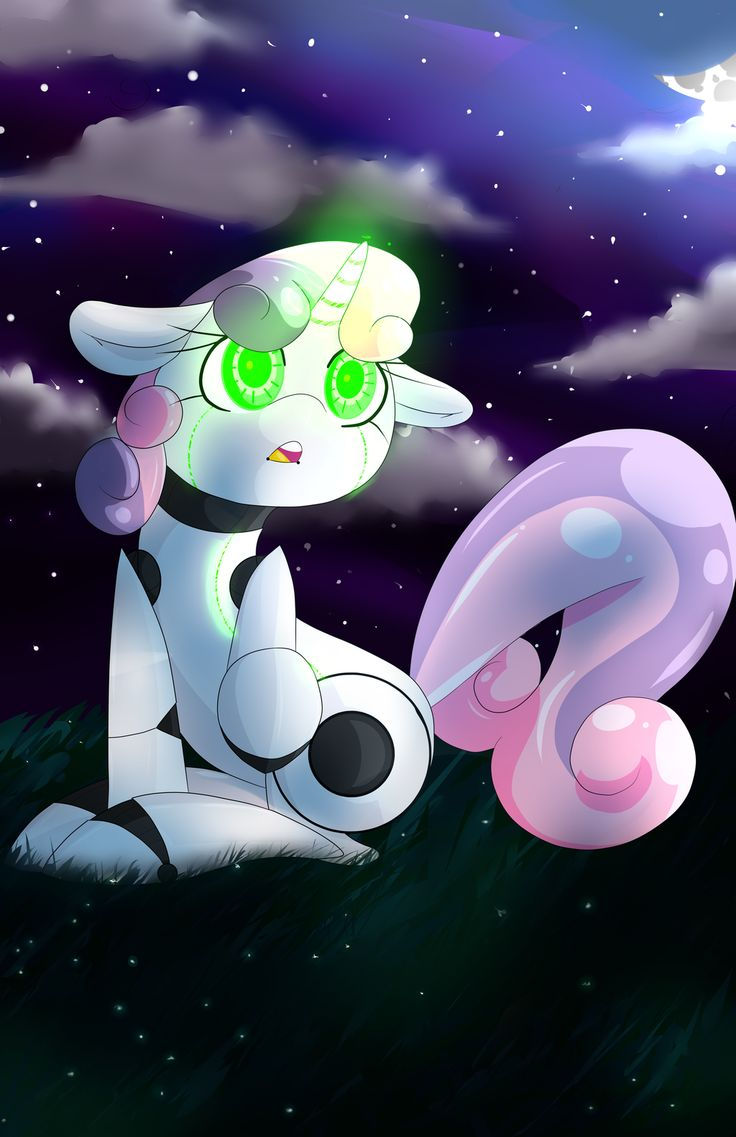 Lighting dust exe has stopped working my little pony friendship is - Sweetiebot By Ryuu52 Deviantart Com On Deviantart Mandatory Sweetiebot Pin Magicmlpponyboarddeviantart