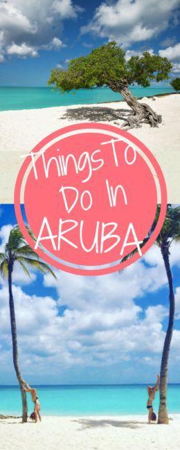Aruba Travel Guide / Things To Do in Aruba.