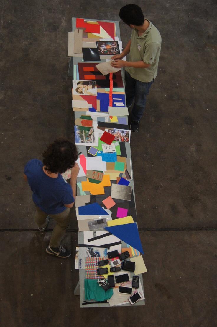 materiales para materializar las ideas